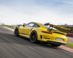 2019 Porsche 911 GT3 RS (Color: Racing Yellow) Rear Three-Quarter Wallpaper 150x120 (44)