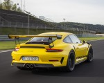 2019 Porsche 911 GT3 RS (Color: Racing Yellow) Rear Three-Quarter Wallpaper 150x120 (40)