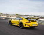 2019 Porsche 911 GT3 RS (Color: Racing Yellow) Rear Three-Quarter Wallpaper 150x120 (45)