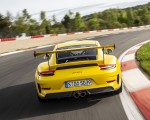 2019 Porsche 911 GT3 RS (Color: Racing Yellow) Rear Wallpaper 150x120 (42)