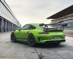 2019 Porsche 911 GT3 RS Rear Three-Quarter Wallpaper 150x120 (34)