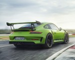 2019 Porsche 911 GT3 RS Rear Three-Quarter Wallpaper 150x120 (28)