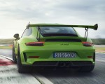 2019 Porsche 911 GT3 RS Rear Wallpaper 150x120 (30)