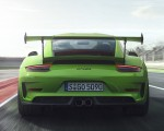 2019 Porsche 911 GT3 RS Rear Wallpaper 150x120 (29)