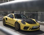 2019 Porsche 911 GT3 RS Weissach Package (Color: Racing Yellow) Front Three-Quarter Wallpaper 150x120 (14)