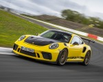 2019 Porsche 911 GT3 RS Weissach Package (Color: Racing Yellow) Front Three-Quarter Wallpaper 150x120 (10)