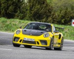 2019 Porsche 911 GT3 RS Weissach Package (Color: Racing Yellow) Front Wallpaper 150x120 (12)