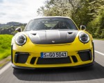 2019 Porsche 911 GT3 RS Weissach Package (Color: Racing Yellow) Front Wallpaper 150x120 (4)