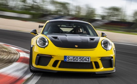 2019 Porsche 911 GT3 RS Wallpapers