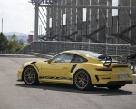 2019 Porsche 911 GT3 RS Weissach Package (Color: Racing Yellow) Rear Three-Quarter Wallpaper 150x120 (15)