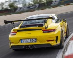 2019 Porsche 911 GT3 RS Weissach Package (Color: Racing Yellow) Rear Wallpaper 150x120 (8)
