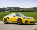 2019 Porsche 911 GT3 RS Weissach Package (Color: Racing Yellow) Side Wallpaper 150x120 (11)