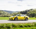 2019 Porsche 911 GT3 RS Weissach Package (Color: Racing Yellow) Side Wallpaper 150x120 (7)