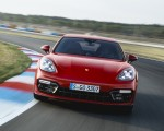 2019 Porsche Panamera GTS (Color: Carmine Red) Front Wallpaper 150x120 (4)