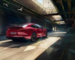 2019 Porsche Panamera GTS (Color: Carmine Red) Rear Wallpapers 150x120 (5)