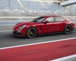2019 Porsche Panamera GTS (Color: Carmine Red) Side Wallpapers 150x120 (6)