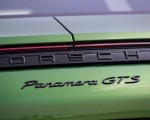 2019 Porsche Panamera GTS (Color: Mamba Green Metallic) Badge Wallpapers 150x120 (44)