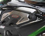2019 Porsche Panamera GTS (Color: Mamba Green Metallic) Engine Wallpaper 150x120 (45)