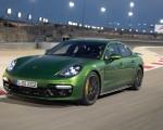 2019 Porsche Panamera GTS (Color: Mamba Green Metallic) Front Three-Quarter Wallpapers 150x120 (20)