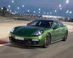 2019 Porsche Panamera GTS (Color: Mamba Green Metallic) Front Wallpaper 150x120 (22)