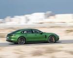 2019 Porsche Panamera GTS (Color: Mamba Green Metallic) Rear Three-Quarter Wallpapers 150x120 (32)