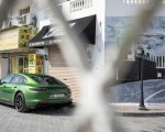 2019 Porsche Panamera GTS (Color: Mamba Green Metallic) Rear Three-Quarter Wallpapers 150x120 (16)