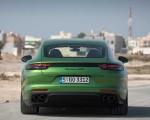 2019 Porsche Panamera GTS (Color: Mamba Green Metallic) Rear Wallpapers 150x120 (39)