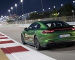 2019 Porsche Panamera GTS (Color: Mamba Green Metallic) Rear Wallpapers 150x120 (29)