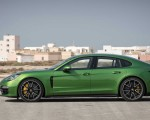 2019 Porsche Panamera GTS (Color: Mamba Green Metallic) Side Wallpapers 150x120 (40)