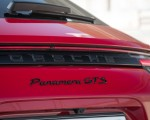 2019 Porsche Panamera GTS Sport Turismo Badge Wallpapers 150x120 (11)