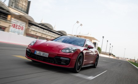 2019 Porsche Panamera GTS Sport Turismo Wallpapers HD