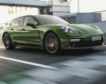 2019 Porsche Panamera GTS Sport Turismo Front Three-Quarter Wallpapers 150x120 (32)