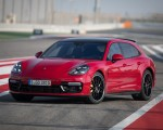 2019 Porsche Panamera GTS Sport Turismo Front Three-Quarter Wallpapers 150x120 (6)