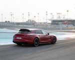 2019 Porsche Panamera GTS Sport Turismo Rear Three-Quarter Wallpapers 150x120 (8)