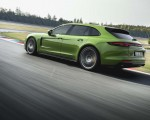 2019 Porsche Panamera GTS Sport Turismo Rear Three-Quarter Wallpapers 150x120 (38)