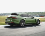 2019 Porsche Panamera GTS Sport Turismo Rear Three-Quarter Wallpapers 150x120 (33)