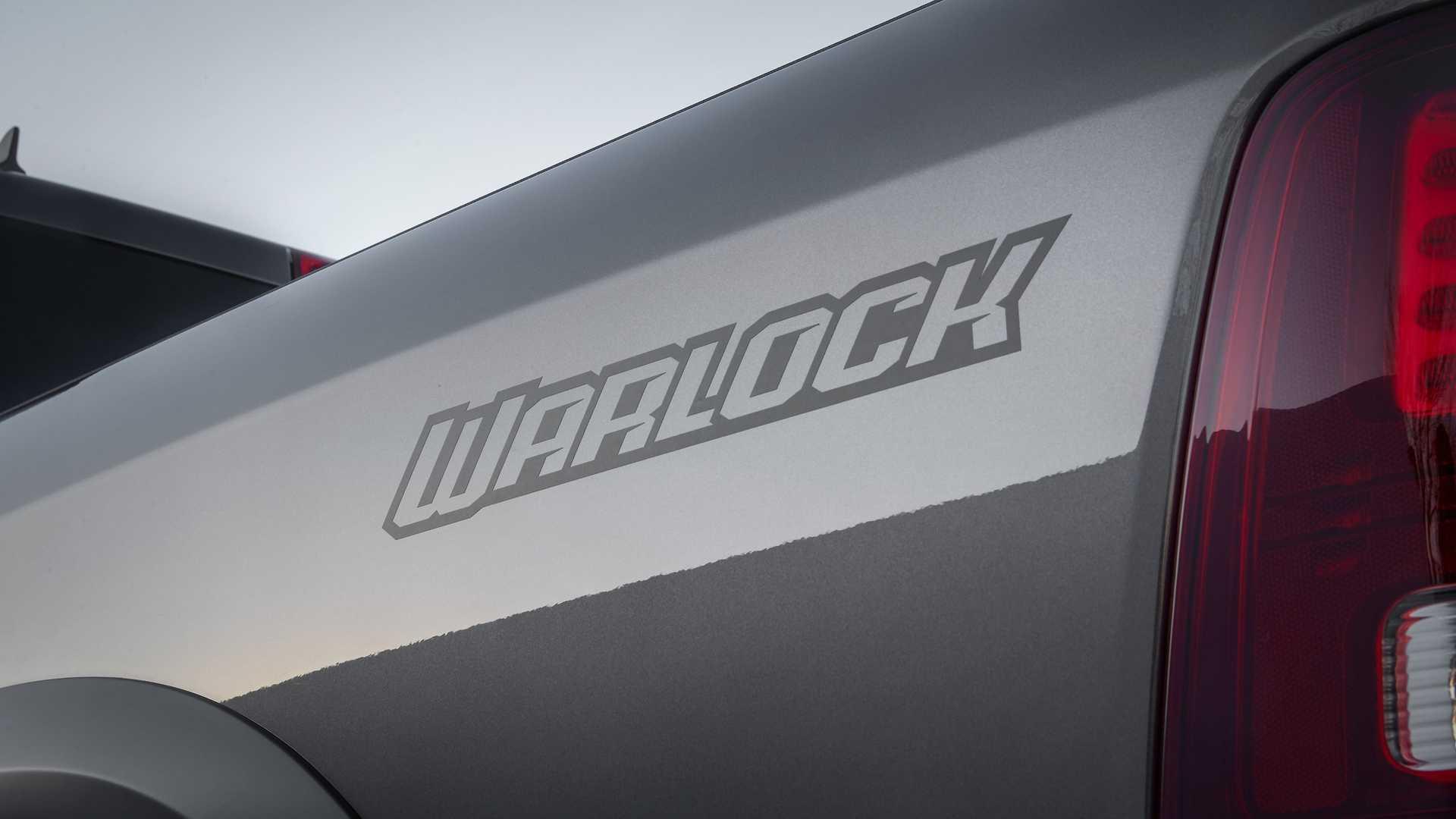 2019 Ram 1500 Classic Warlock Detail Wallpapers (9)
