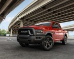2019 Ram 1500 Classic Warlock Front Three-Quarter Wallpapers 150x120 (1)