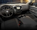 2019 Ram 1500 Classic Warlock Interior Cockpit Wallpapers 150x120 (12)