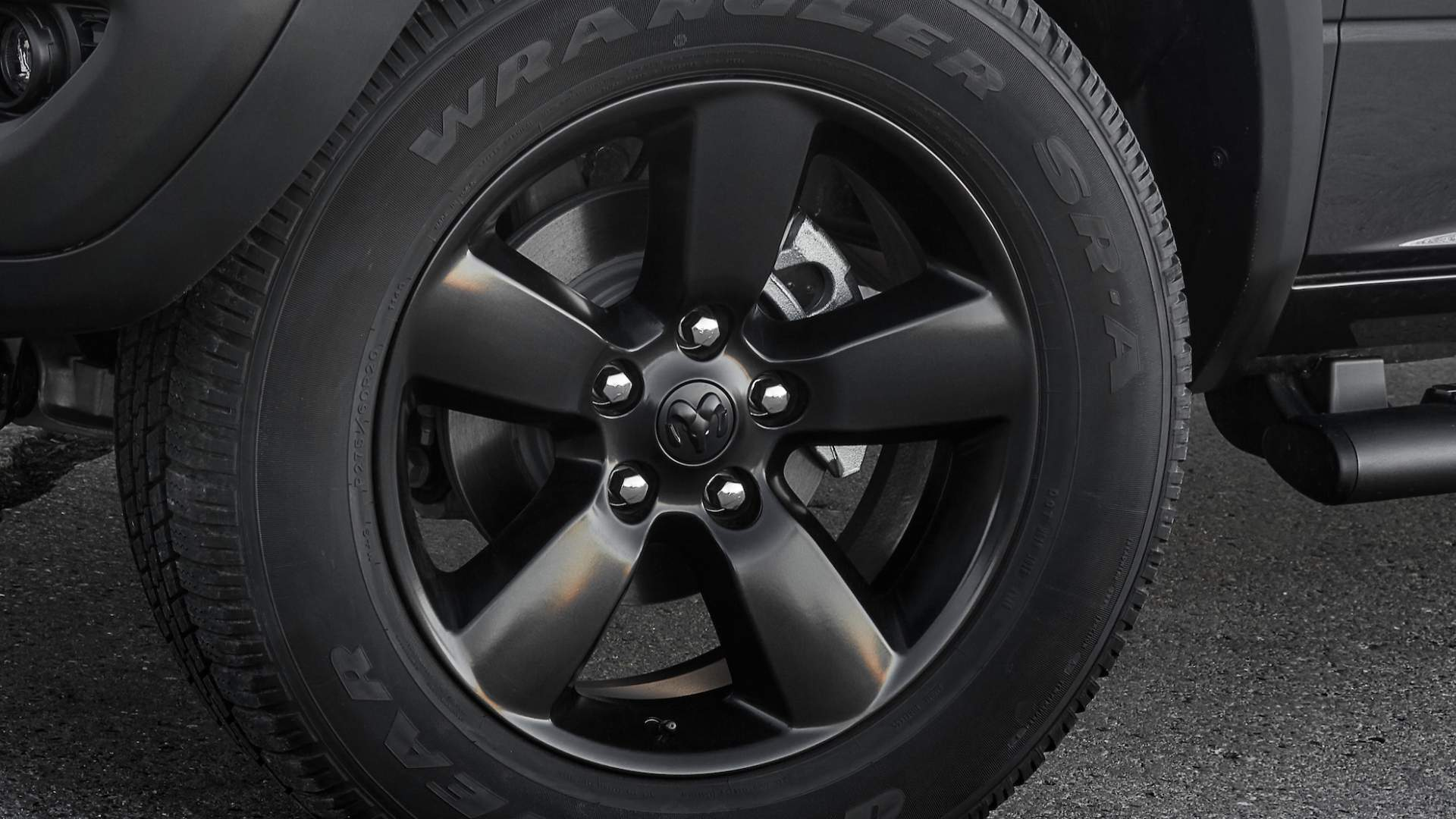 2019 Ram 1500 Classic Warlock Wheel Wallpapers (7)