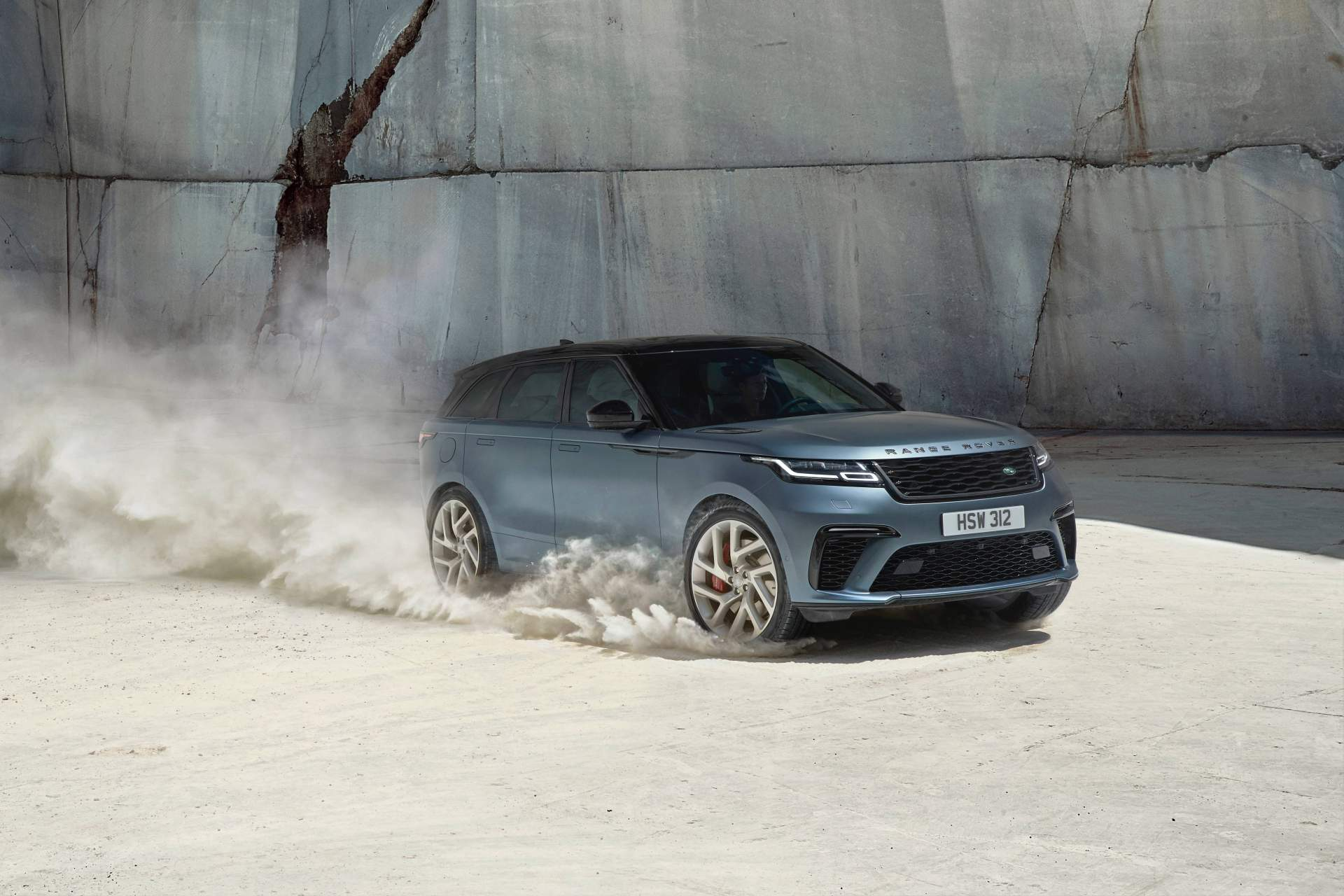 2019 Range Rover Velar SVAutobiography Dynamic Edition Front Three-Quarter Wallpapers (9)