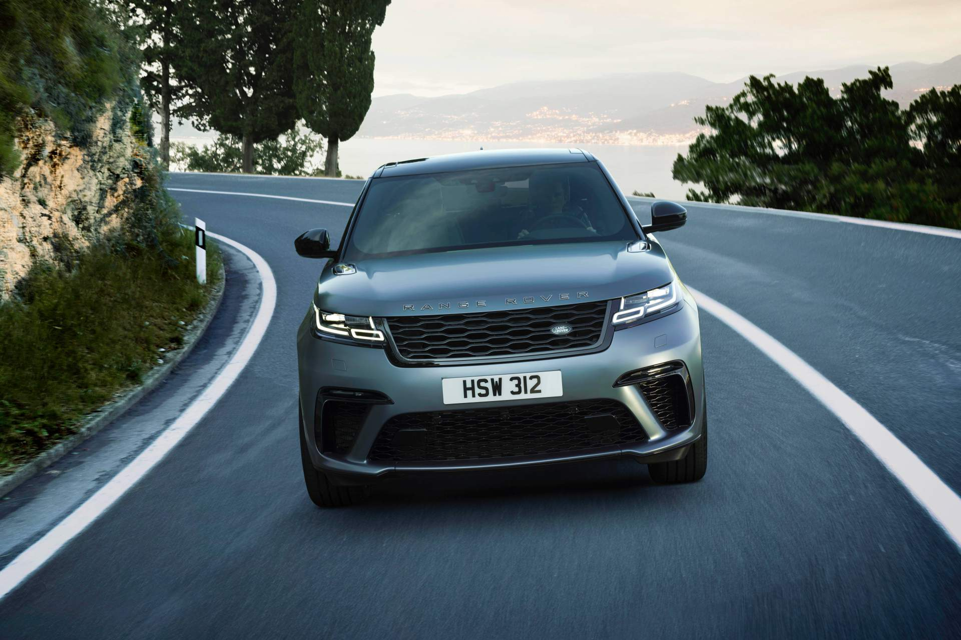 2019 Range Rover Velar SVAutobiography Dynamic Edition Front Wallpapers (1)