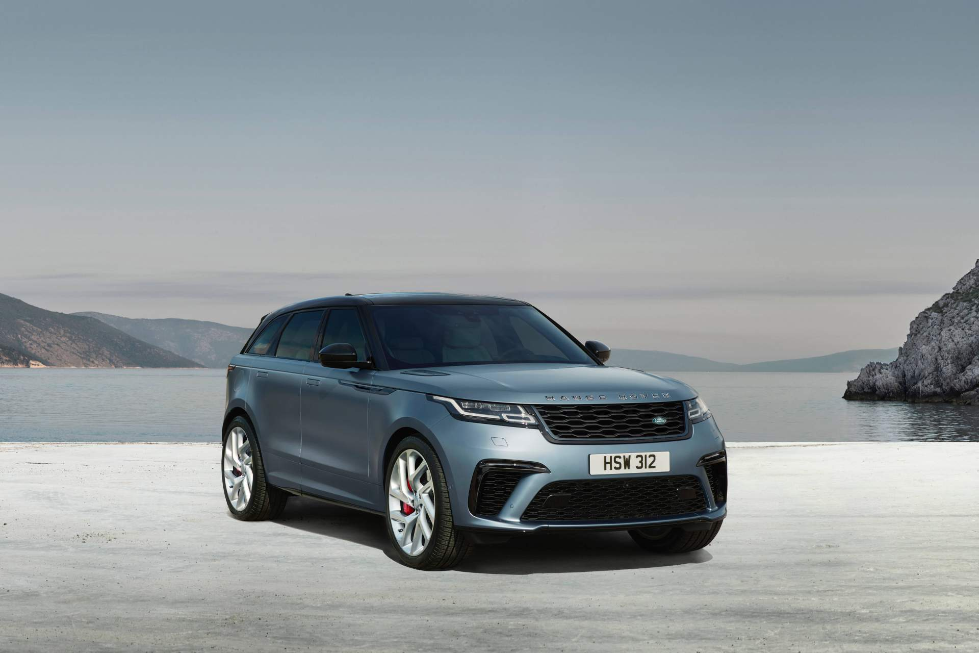 2019 Range Rover Velar SVAutobiography Dynamic Edition Front Wallpapers (11)