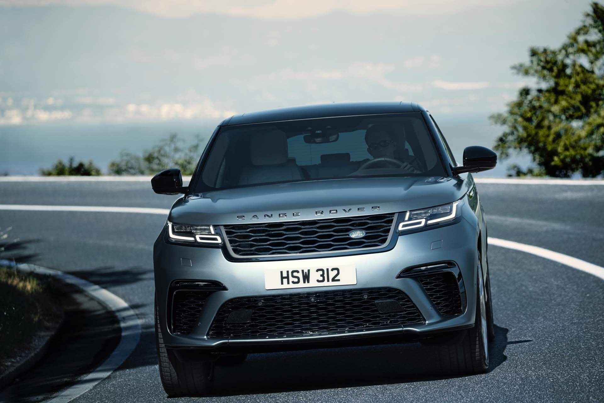 2019 Range Rover Velar SVAutobiography Dynamic Edition Front Wallpapers (4)