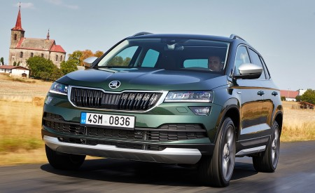 2019 Skoda Karoq Scout Wallpapers & HD Images