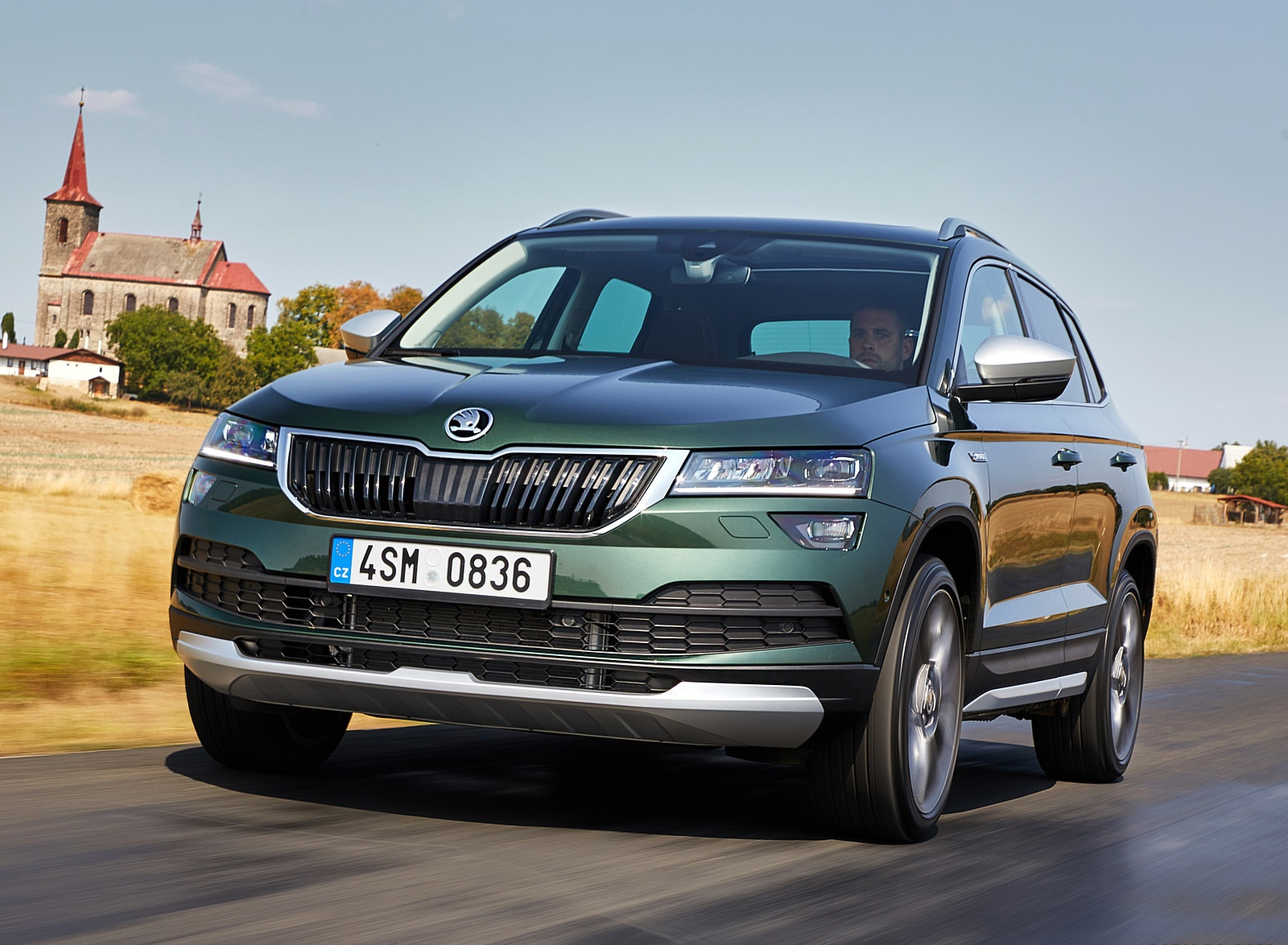 2019 Skoda Karoq Scout Wallpapers 35 Hd Images Newcarcars