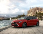2019 Toyota Corolla Hatchback Hybrid 2.0L Red bitone (EU-Spec) Front Three-Quarter Wallpapers 150x120 (29)
