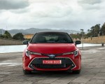 2019 Toyota Corolla Hatchback Hybrid 2.0L Red bitone (EU-Spec) Front Wallpapers 150x120 (31)