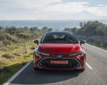 2019 Toyota Corolla Hatchback Hybrid 2.0L Red bitone (EU-Spec) Front Wallpapers 150x120 (14)