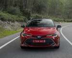 2019 Toyota Corolla Hatchback Hybrid 2.0L Red bitone (EU-Spec) Front Wallpapers 150x120 (15)